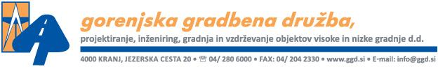 Gorenjska gradbena družba, d. o. o., Kranj