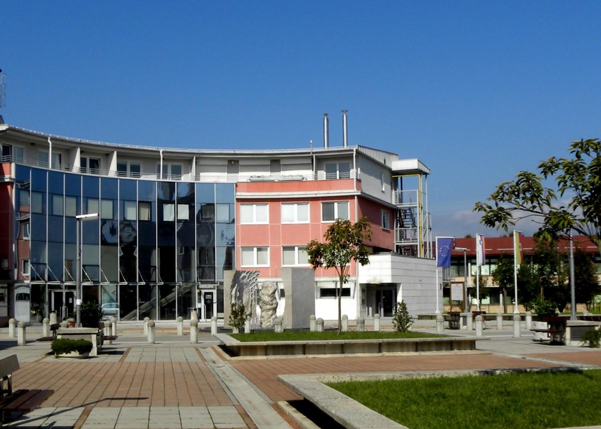 Obvestilo o prepovedi uporabe objektov Občine Trzin
