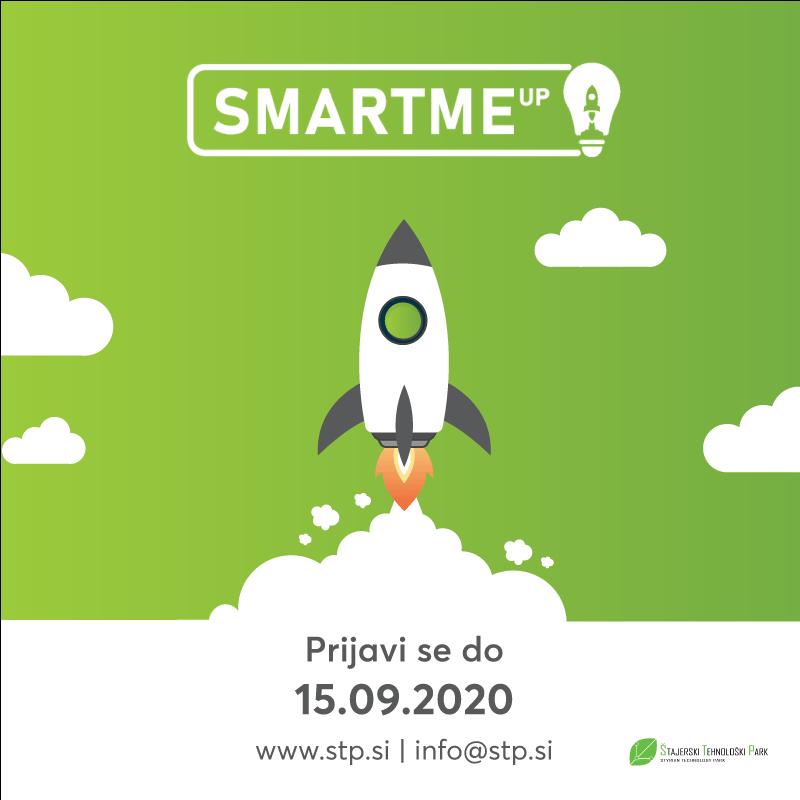 Vabilo k sodelovanju v programu usposabljanja SmartMeUp