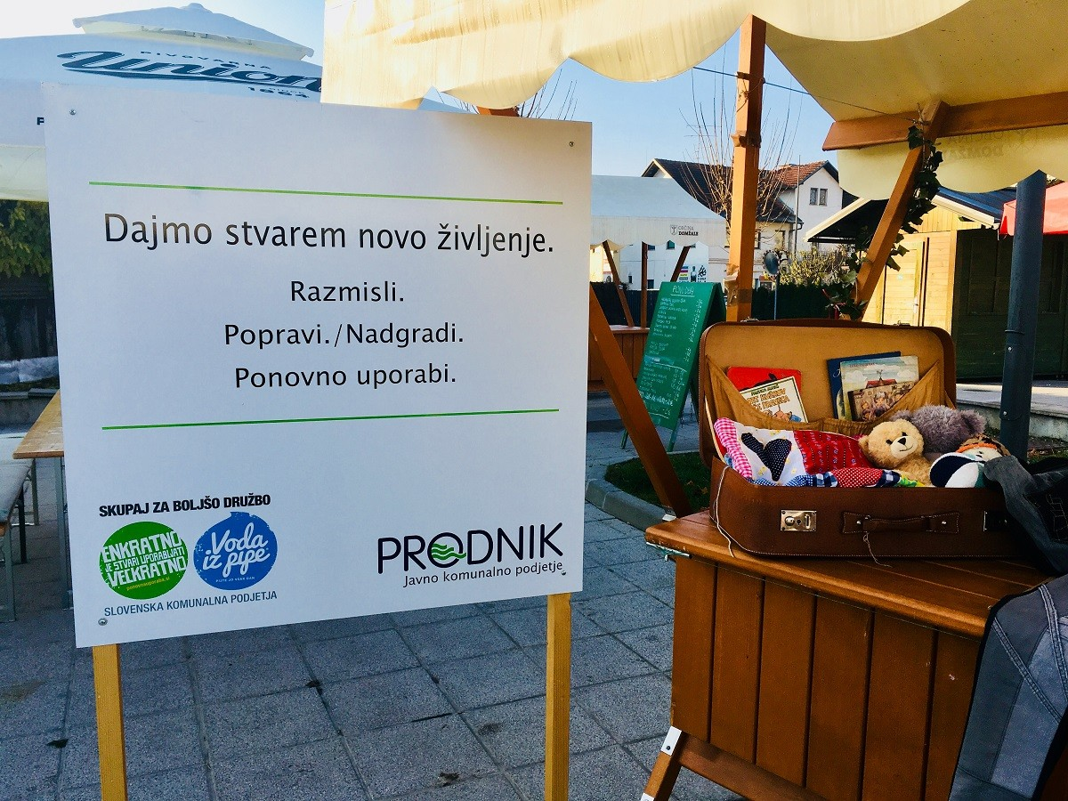 Evropski teden zmanjševanja odpadkov (18. – 26. 11. 2017)