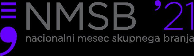 Nacionalni mesec skupnega branja 21 logo